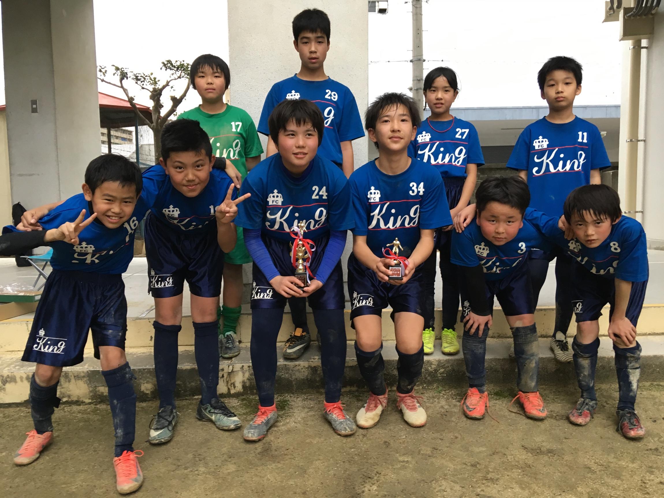 3月21日U12カップ戦