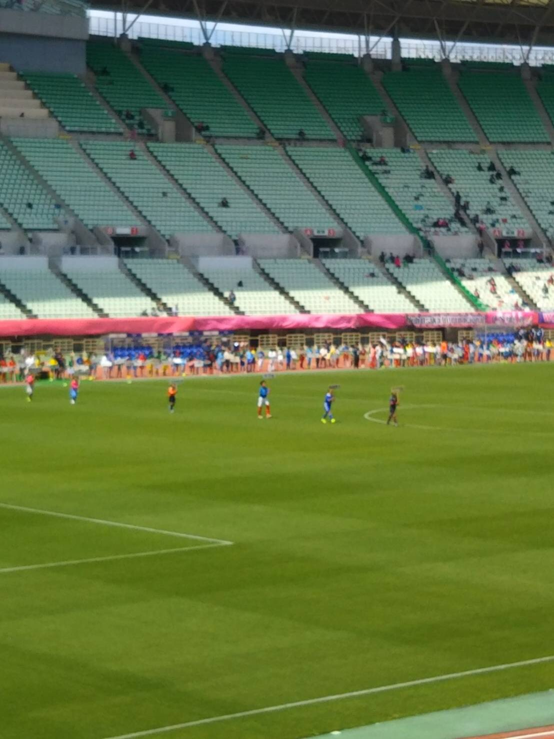 4月27日U12ライフカップ開会式